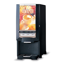 Tea Time Vending Machine