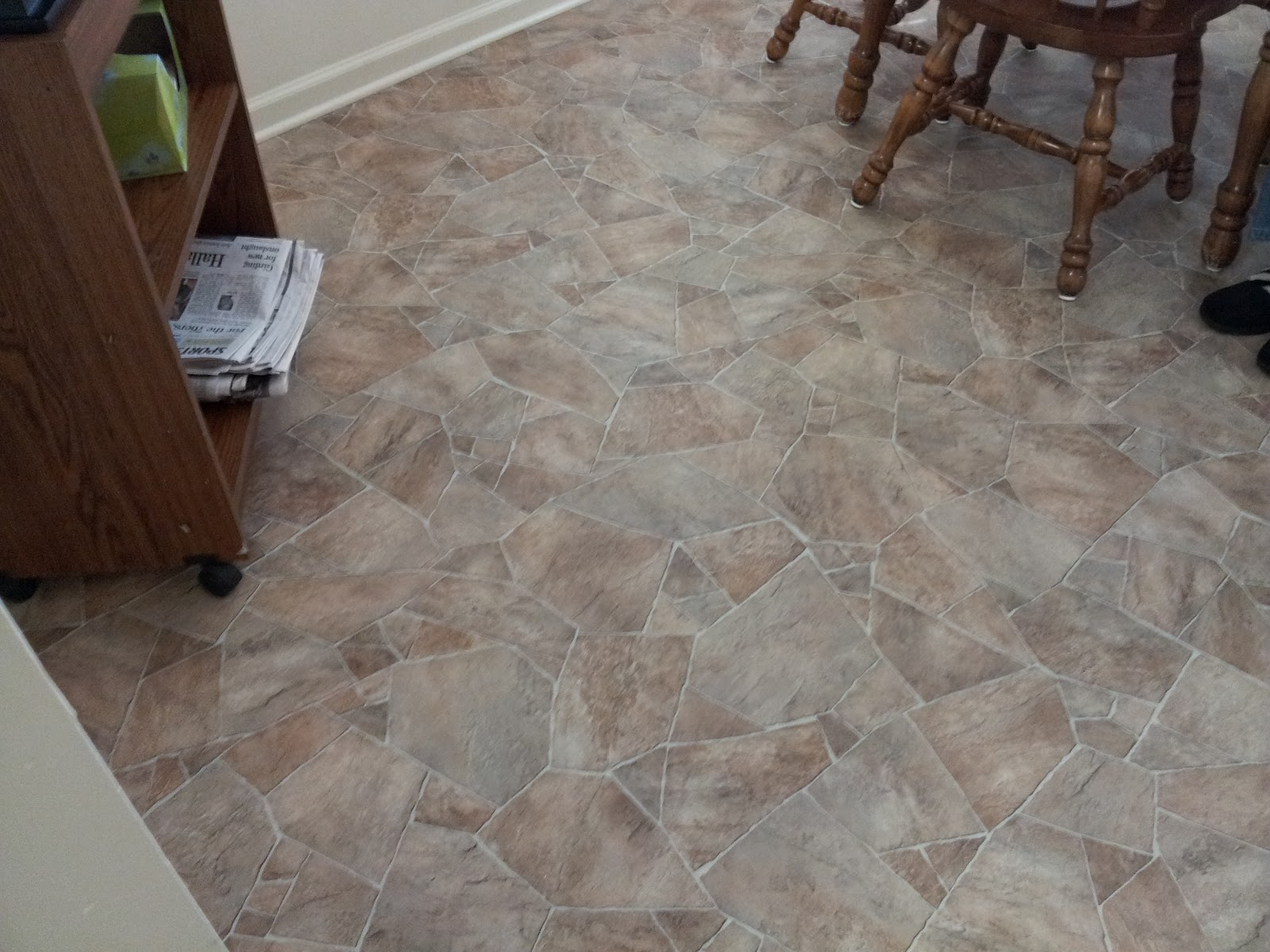 Vinyl Flooring Installation : Kitchen floors vinyl images
