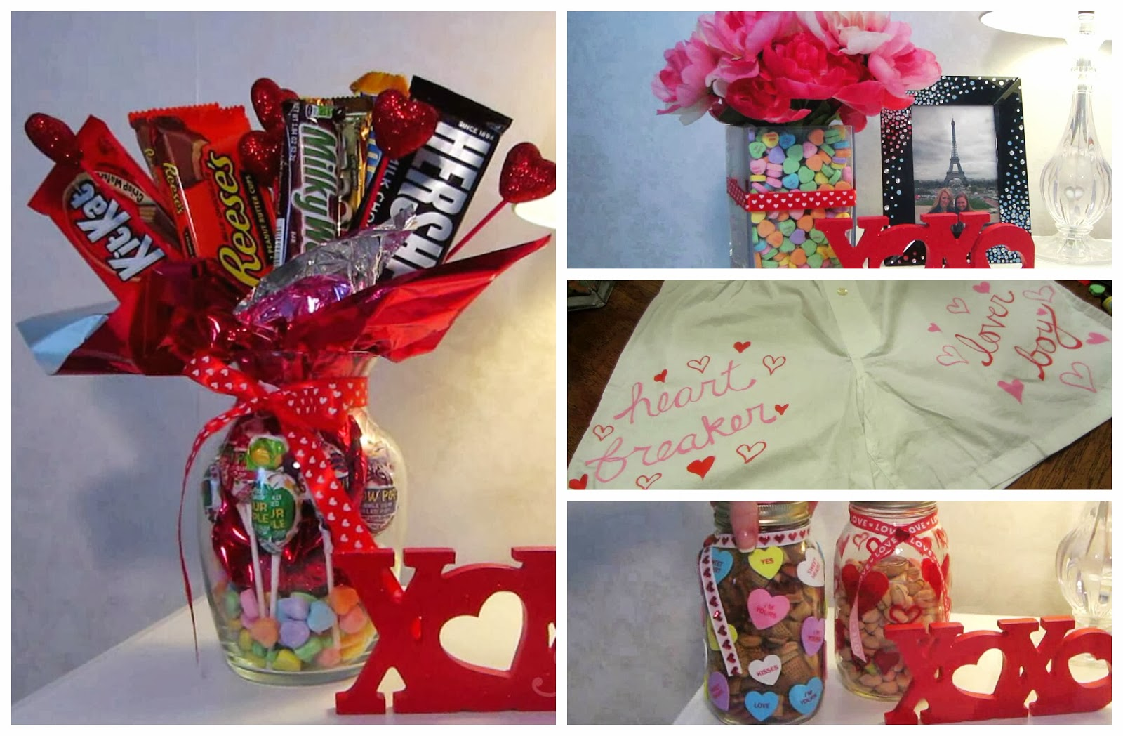 Cute Valentine DIY Gift Ideas!