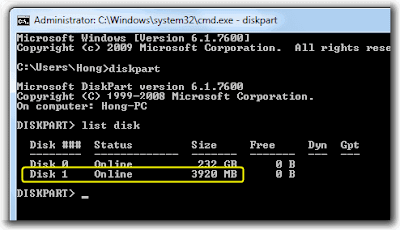 Cara Install Ulang Windows 7 dari Flashdisk 100% Work
