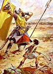 Remember David and Goliath