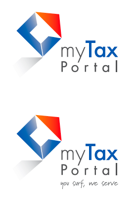 BRAINWAVE BRAND CONSULTANTS: MY TAX PORTAL LOGO SUBMISSIONS