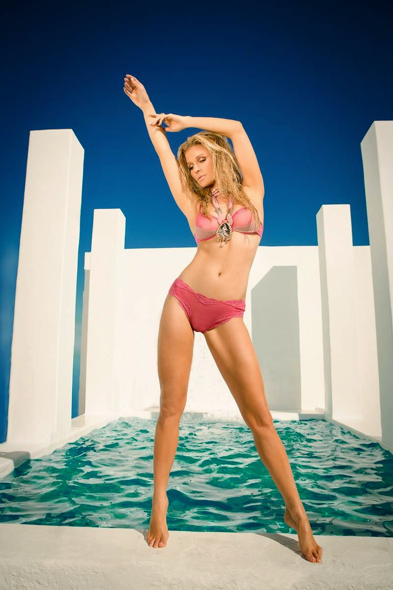 Joanna Krupa - HOT Bikini Calendar Photoshoot 2014