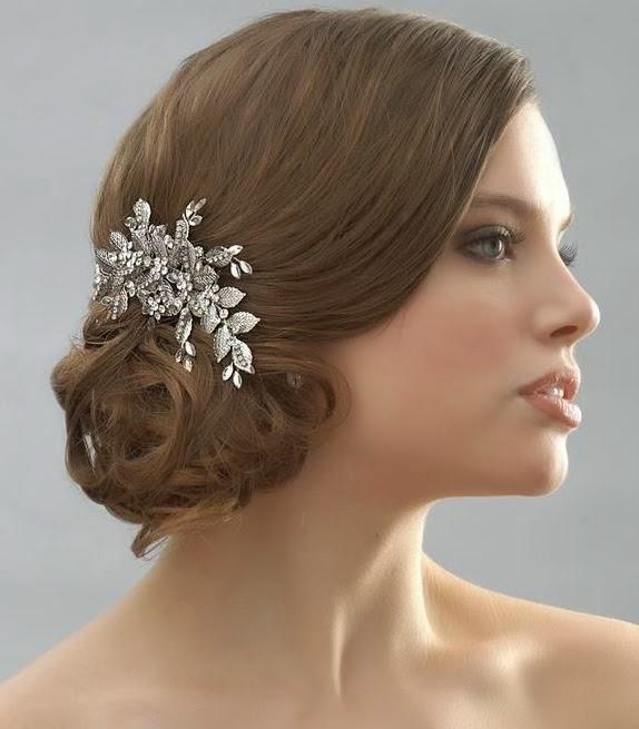 60 peinados de novia 2018 de todos los estilos ¡elige el tuyo! Zankyou - Peinados Desenfadados Novia