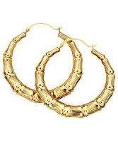 Bamboo Earring Large2