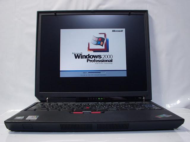 IBM ThinkPad R30