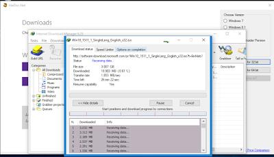 Cara Menggunakan Windows & Office ISO Download Tool