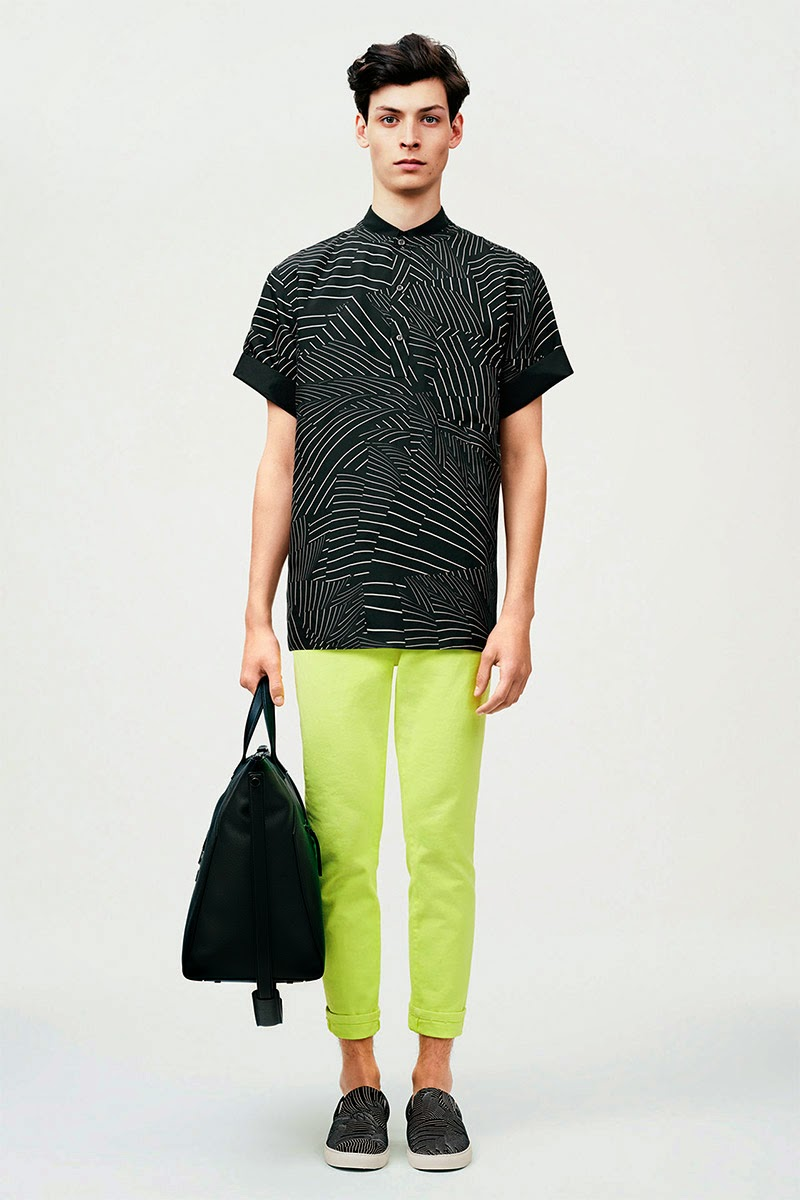 COOL CHIC STYLE to dress italian: Christopher Kane Spring ...