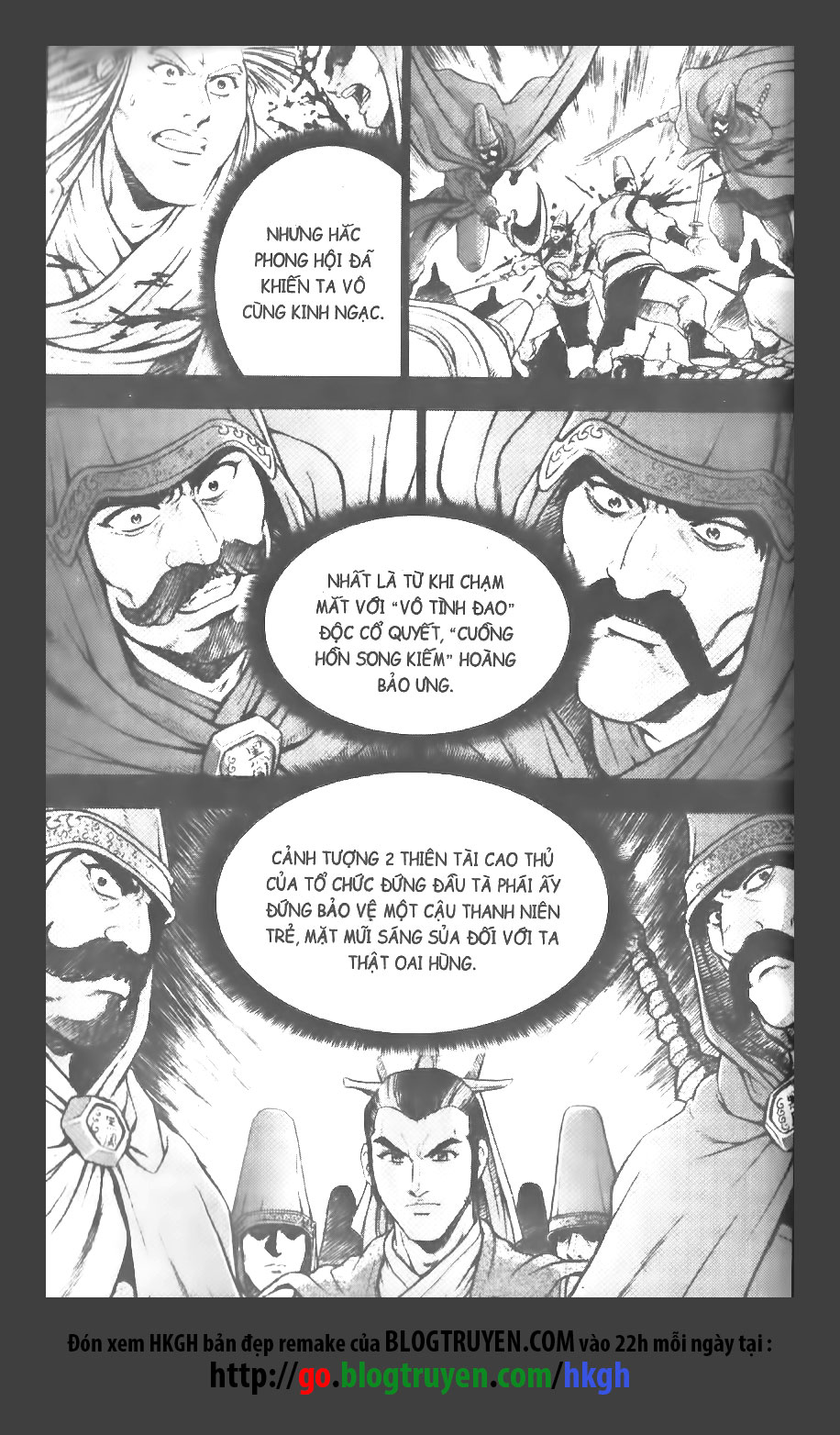 Hiệp Khách Giang Hồ chap 307 Trang 13 - Mangak.info