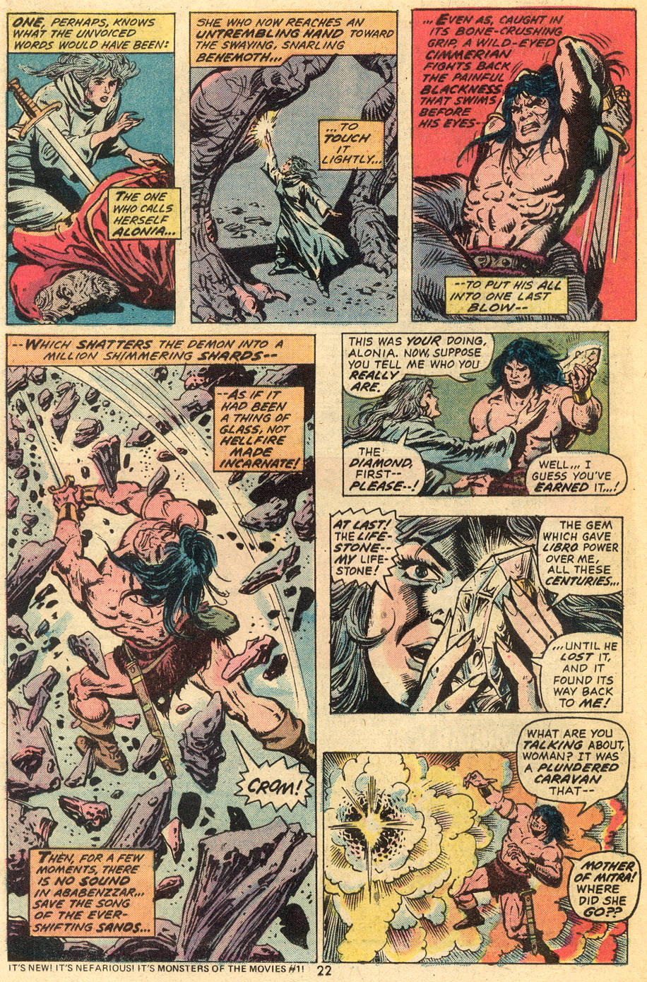 Conan the Barbarian (1970) Issue #40 #52 - English 15