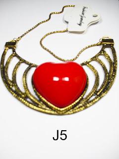 kalung aksesoris wanita j5