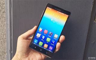 Lenovo Vibe Z smartphone 2014