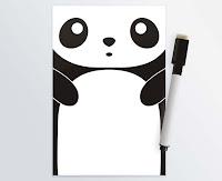 Lousa Magnética Panda