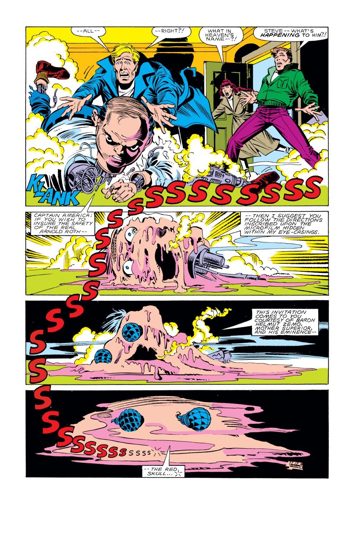 Captain America (1968) Issue #295 #223 - English 10