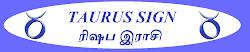 RISHABA RASI - TAURUS SIGN