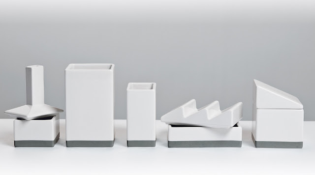 Warehouse Deskstructure designed by Héctor Serrano for Seletti