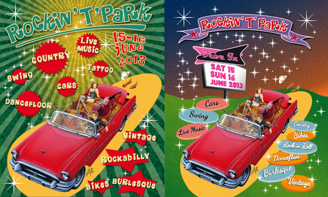 photo poster Rockin't'Park Rokintpark taken from blog www.vintagevents.blogspot.com vintage events Italy