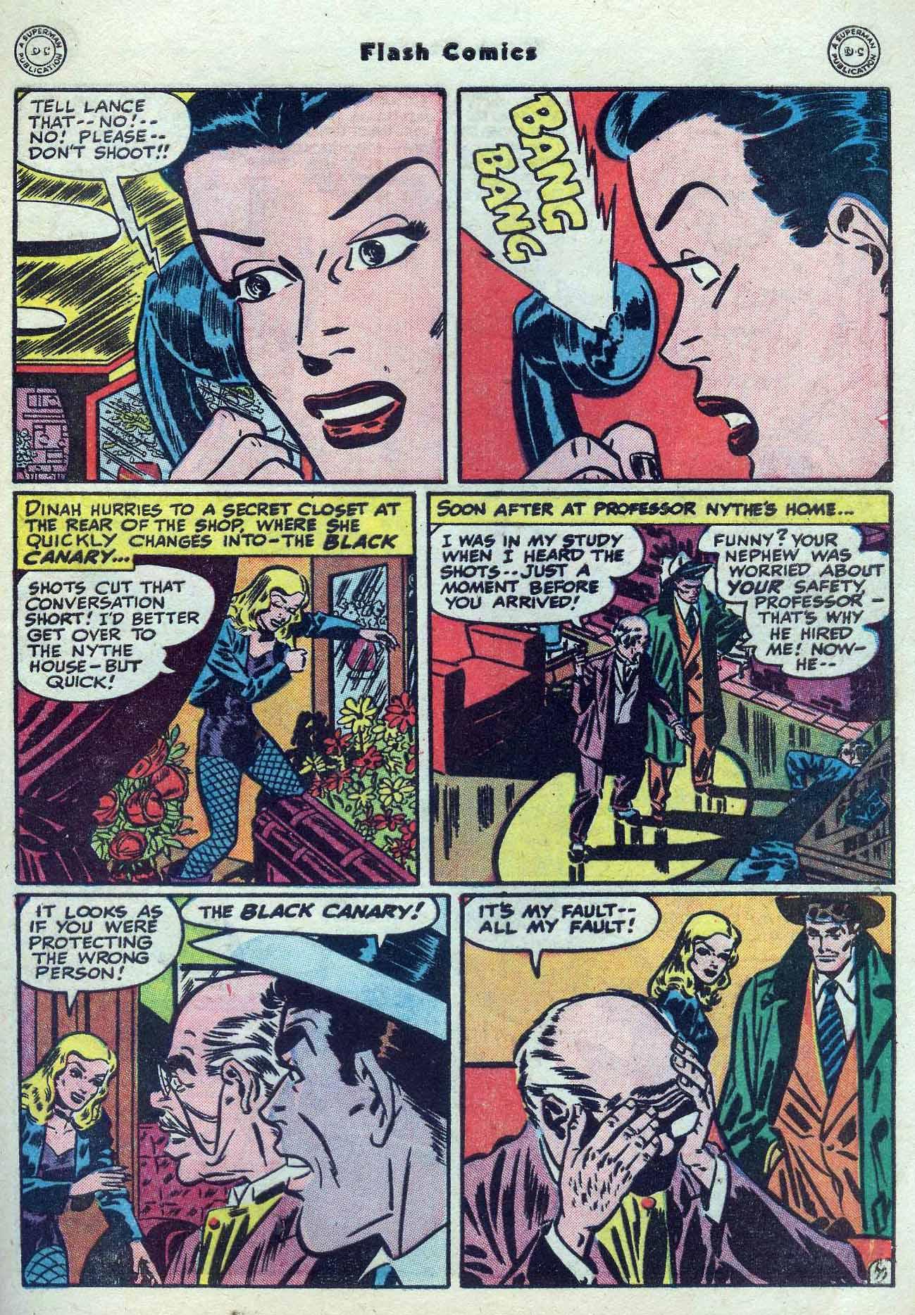 Flash Comics Issue #104 #104 - English 43