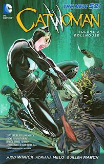 Catwoman Vol. 2: Dollhouse