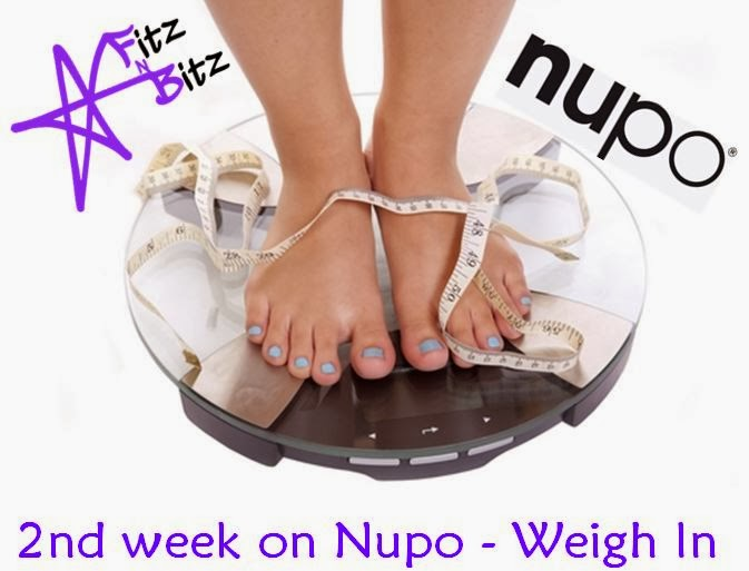 Wednesday Weigh In #3 - Nupo Journey