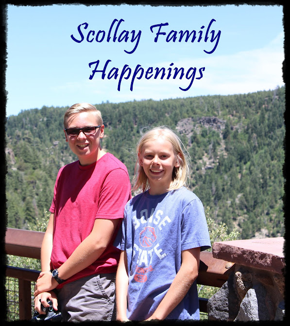 Scollay Family Happenings