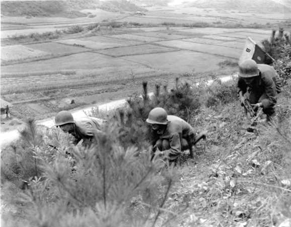 Background Korean War