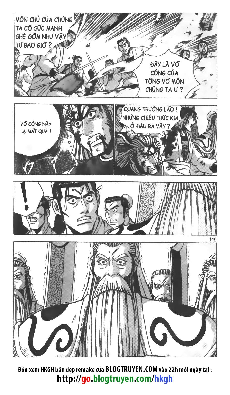 Hiệp Khách Giang Hồ chap 213 page 11 - IZTruyenTranh.com