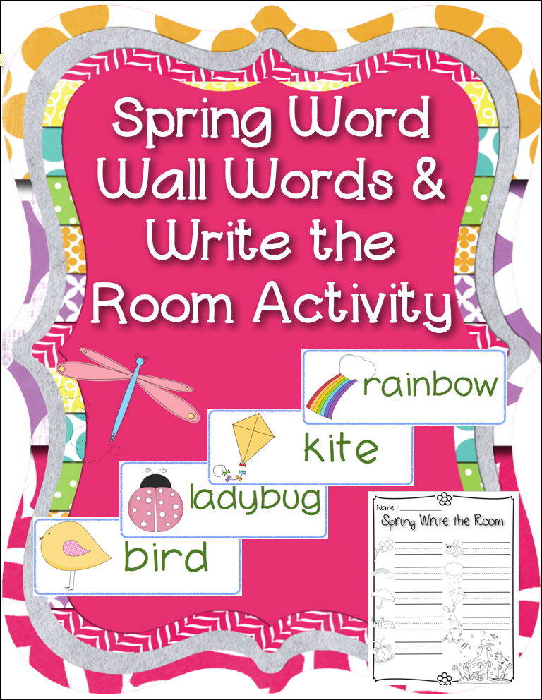 http://www.teacherspayteachers.com/Product/Spring-Literacy-Math-and-Science-Activities-1129144