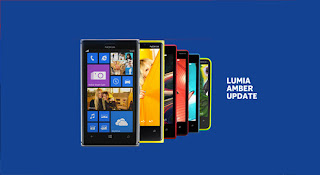 Had the Amber unofficial upgrade for Lumia 920, 820 and 620