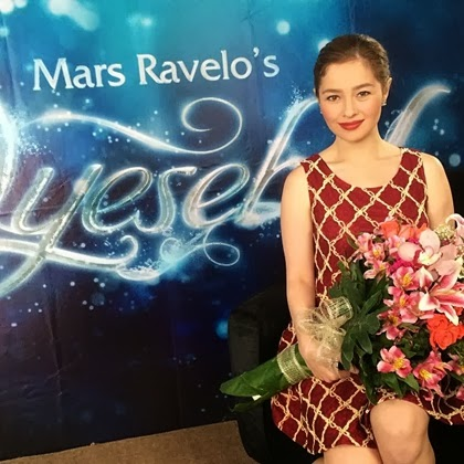 Andi Eigenmann Joins Dyesebel Cast