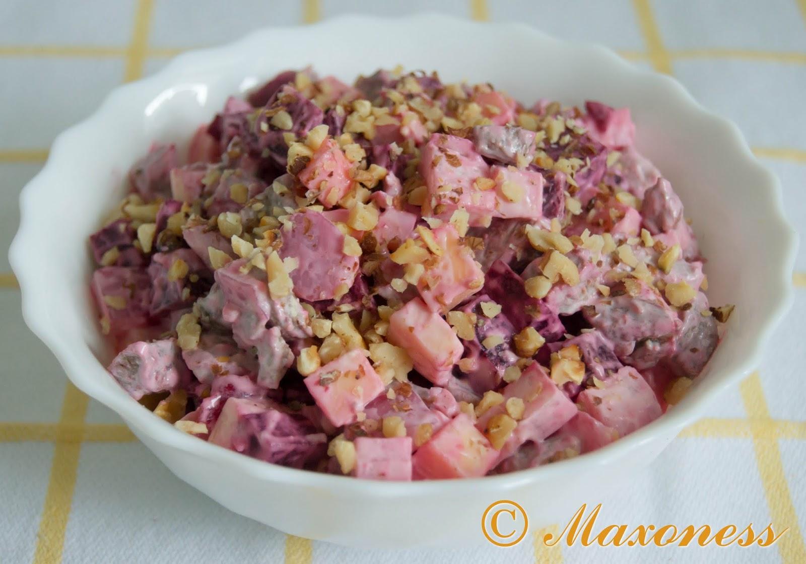 Салат с печенью минтая рецепт простой