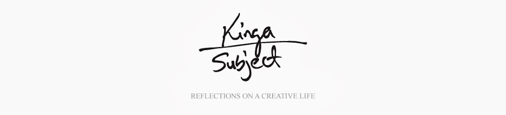 Kinga Subject Blog