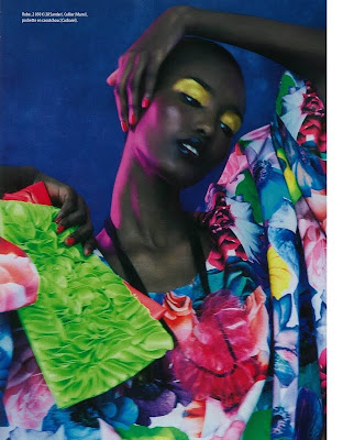 "Fatima Siad ""Chic & Soldé"" pour Gala Magazine"