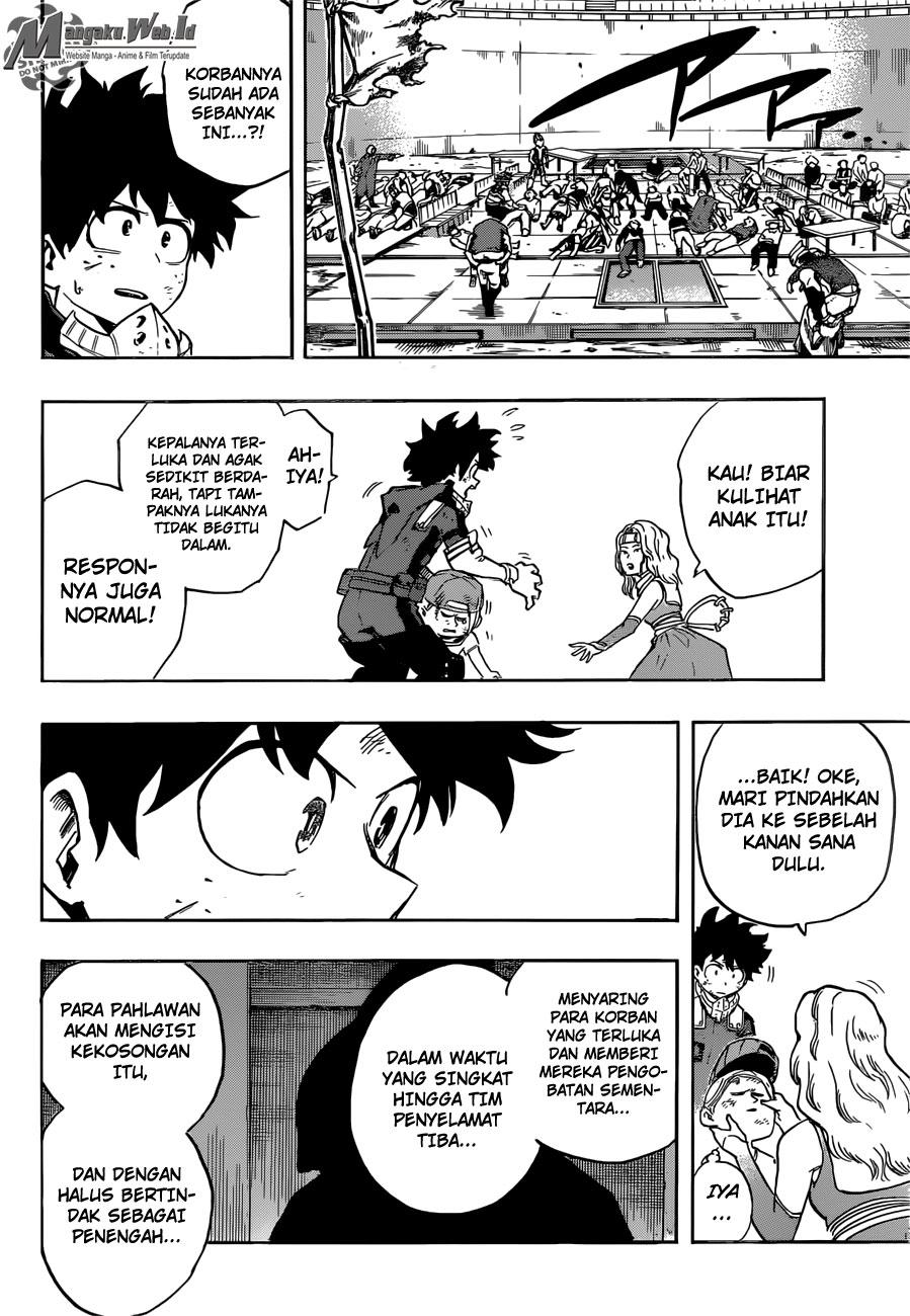 Boku no Hero Academia Chapter 110-10