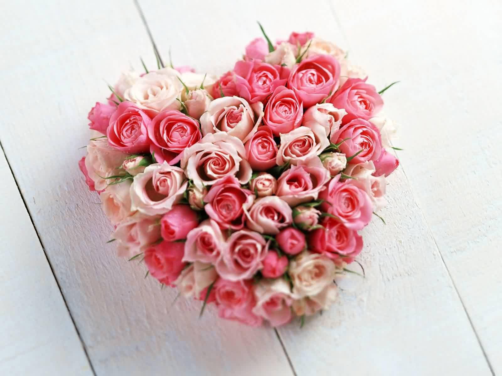 The Best Top Desktop Roses Wallpapers Hd Rose Wallpaper 13 Heart Of Pink