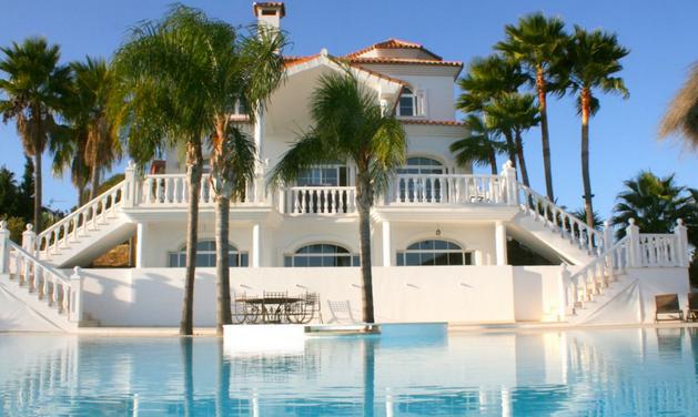 Teniay luxury villa de lujo en venta en estepona marbella - Casas de lujo en marbella ...
