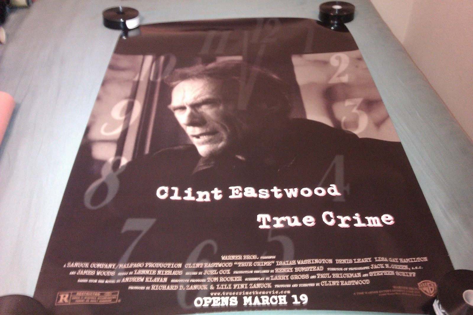 Authentic movie posters for sale