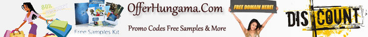 OfferHungama.Com- Domain Coupon,Shopping Coupon,Free Samples