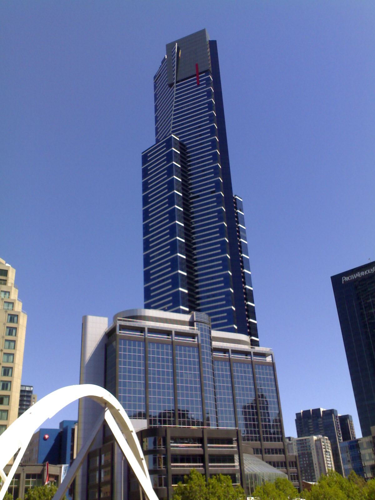 Melbourne City Tallest Building