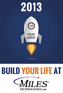Build Your Life & Career at Miles Technologies