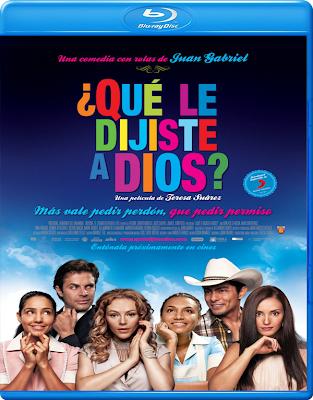 Que le Dijiste a dios (2014) 720p Latino