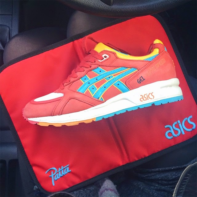 march favorites personal post about me brew cake presents parra asics patta