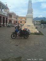 Nicaragua June 2011