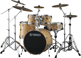 Yamaha Drum Set - Tour Custom Drum Set