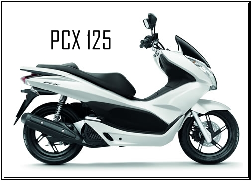 Honda Pcx 125 Specifications