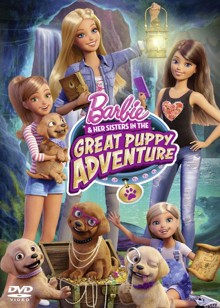 Ver Barbie And Her Sisters In The Great Puppy Adventure (2015) Online