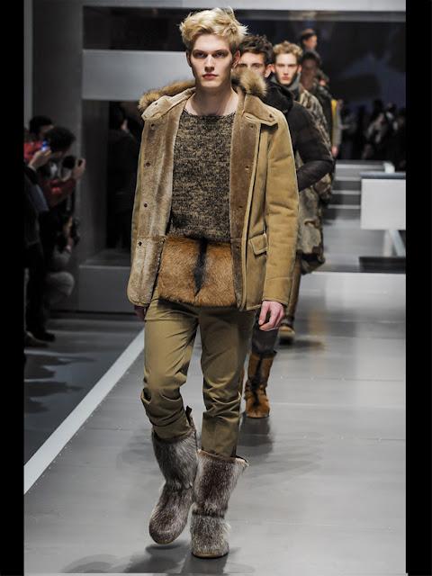 Fur Boots Mens4