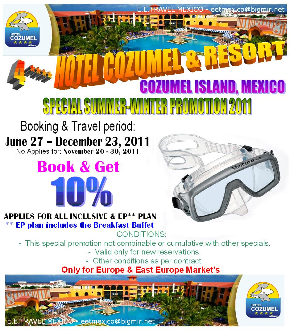 Cozumel coupons