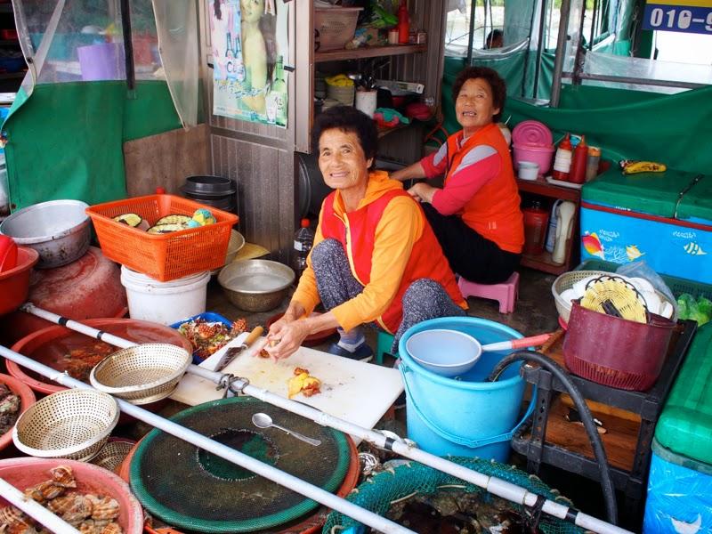 연화리 Yeon Hwa Ri Busan Korea lunarrive Travel blog Singapore