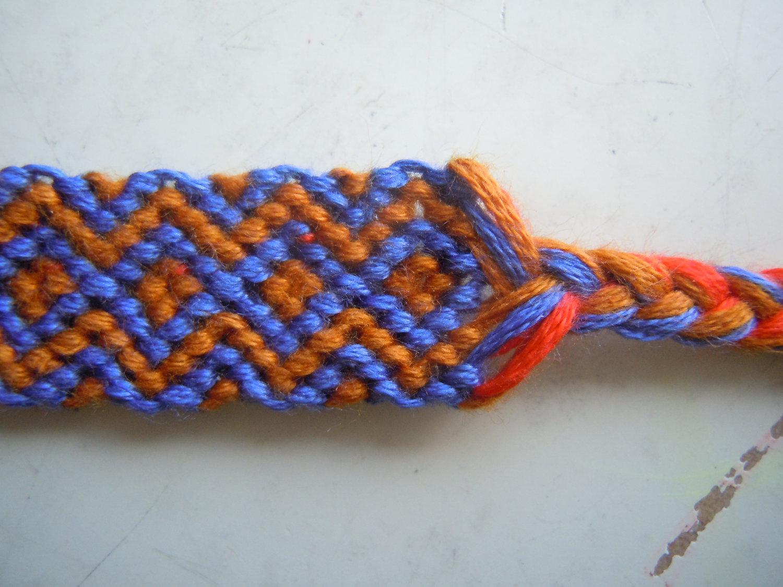 bracelet tool galleries friendship bracelet zig zag